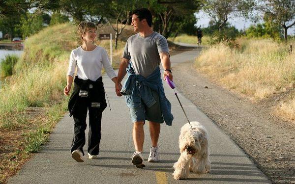 अपने कुत्ते को चलने के लिए टिप्स