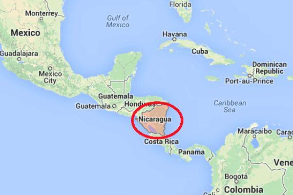 निकारागुआ का इतिहास