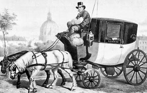 टैक्सी का इतिहास