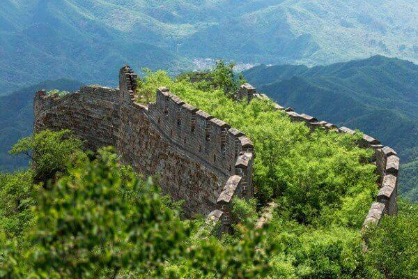 के लिए महान दीवार क्या है?