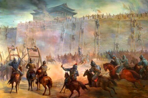 महान दीवार इतिहास चीन सारांश