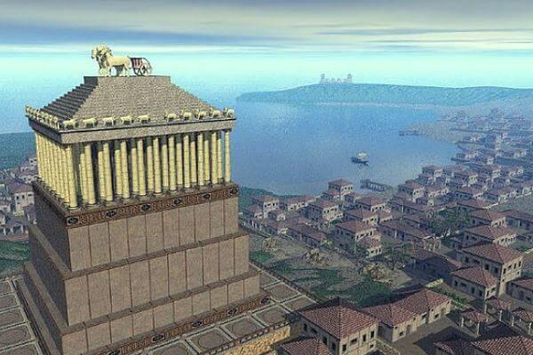 हेलिकर्नासस का मकबरा कहाँ था