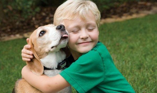 बच्चों के लिए पालतू जानवर होने का लाभ